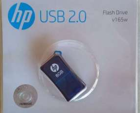 Pendrive 8 GB USB 2.0 HP