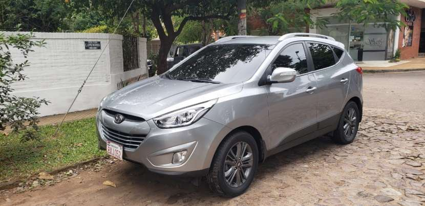 Hyundai Tucson - 3