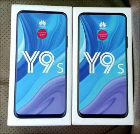 Huawei Y9S 128 gb nuevos en caja