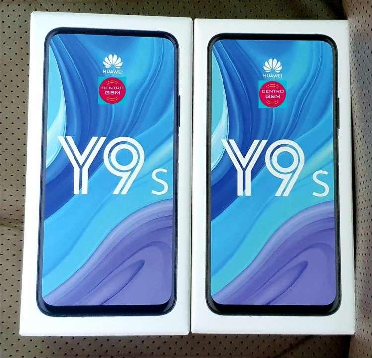 Huawei Y9S 128 gb nuevos en caja - 0