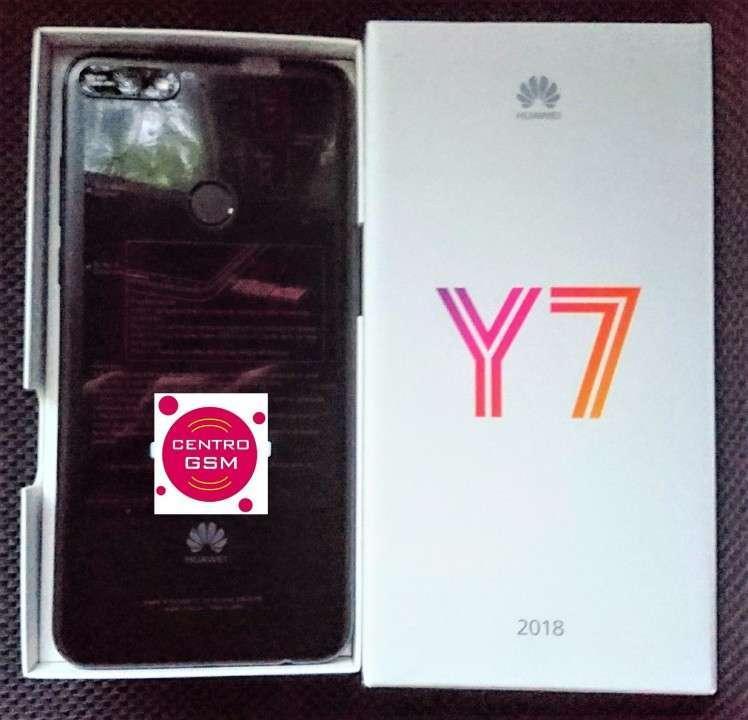 Huawei Y7 2018 nuevos en caja - 1