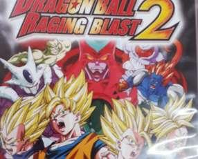 Disco Dragon ball Rangig Blast 2