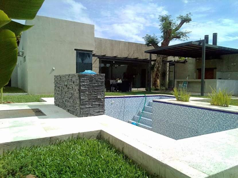 Casa estilo minimalista en Limpio