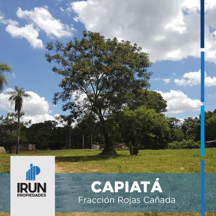 Terrenos en la Fracción Rojas Cañada de Capiatá