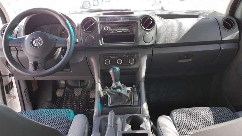 VW Amarok 4X2 TDI mecánico 2011