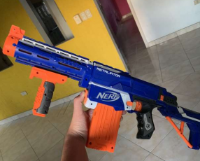Rifle Nerf
