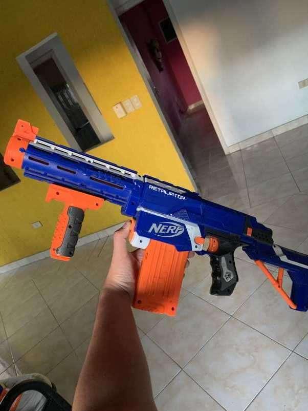 Rifle Nerf - 0