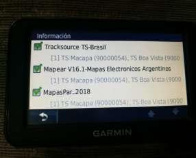 Carga y Actualizaciones de Mapas de GPS Garmin