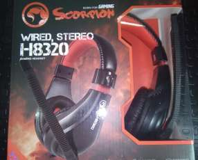 Auricular Gaming con Mic Marvo Scorpion