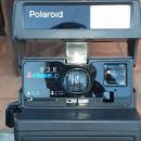Polaroid cámara fotográfica retro de colección