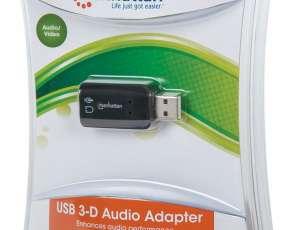 MANH ADAP FONE+MIC/USB 150859 5.1