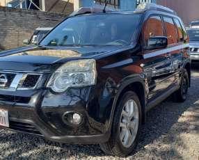 Nissan X-trail 2012 negro