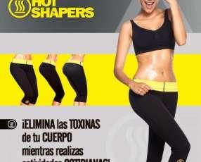 Hot Shapers Calza moldeadora diseñado para sudar más