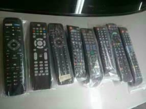 Control remoto de reemplazo para Smart TV sin programaciones