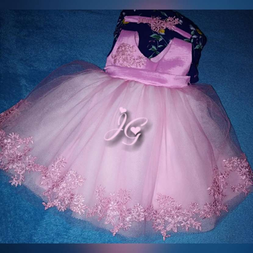 Vestidos elegantes para niñas - 1