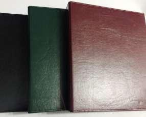 Biblioratos carpetas y archivadores