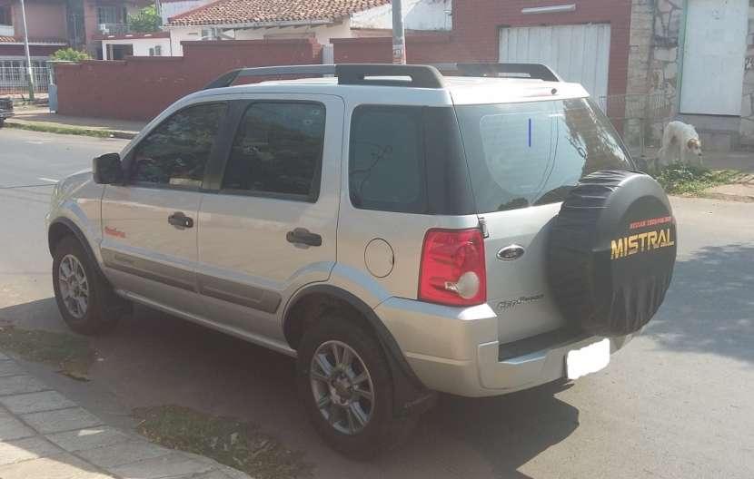 Ford Ecosport FSL 2012