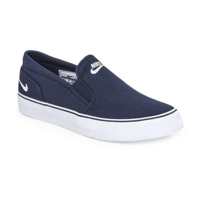 Alpargata Nike Azul