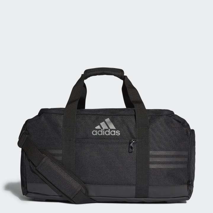 Bolsón Adidas Negro Deportivo