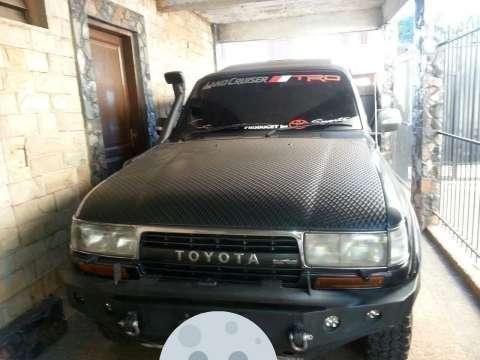 Toyota Land Cruiser VX 1995 - 1