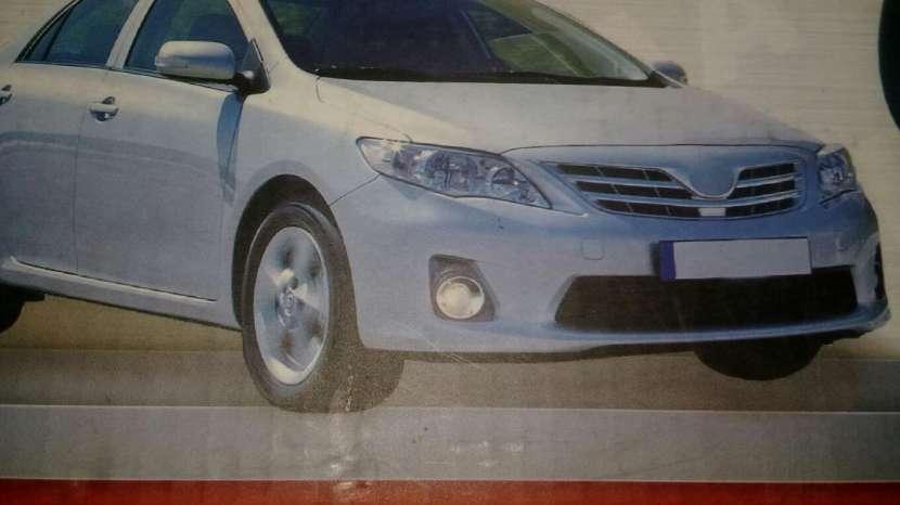 Busca Huellas para Toyota Corolla 2011 2013 - 1