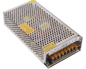 Fuente conmutada 12V 10A para cámara CCTV, led, etc.