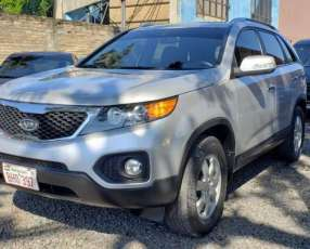 Kia Sorento 2012 color plata