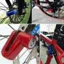 Anti robo para moto y bicicletas - 0
