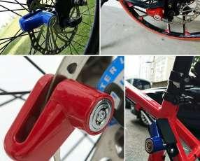 Anti robo para moto y bicicletas