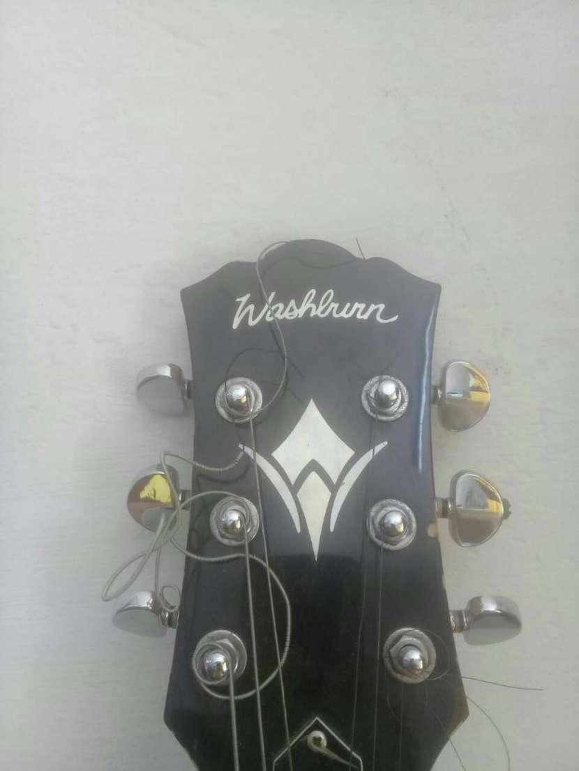 Guitarra Eléctrica Washbrun - 1