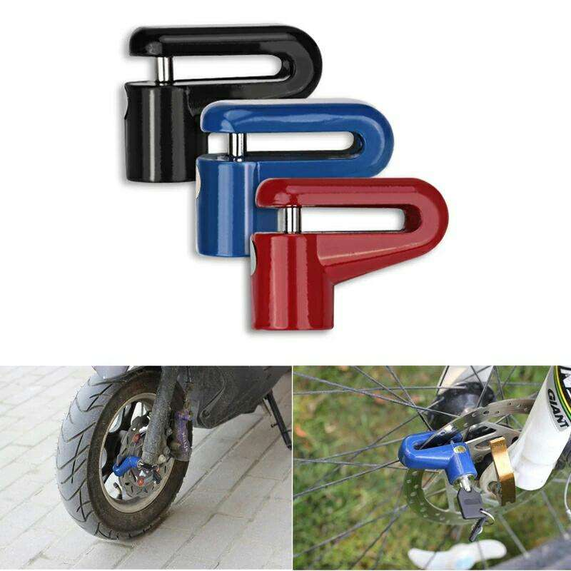 Anti robo para moto y bicicletas - 1