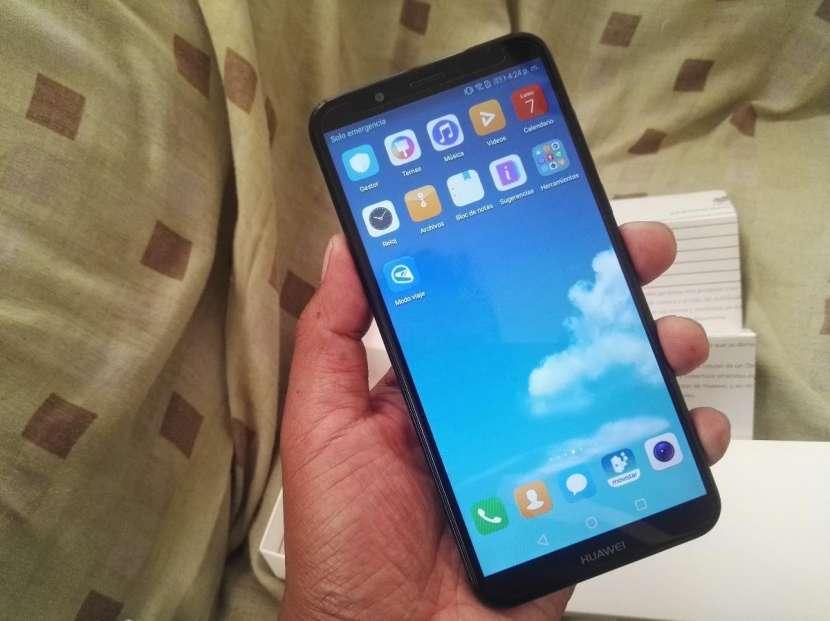 Huawei Y7 - 1
