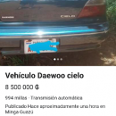 Daewoo Cielo 2000 - 0