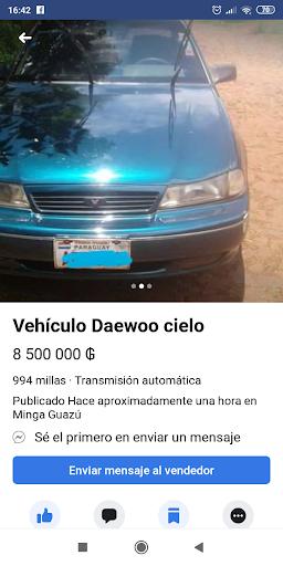 Daewoo Cielo 2000 - 1