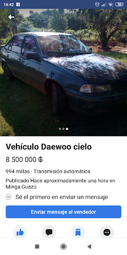 Daewoo Cielo 2000 - 2