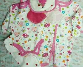 Set para bebé 6 piezas