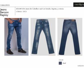 Jeans Cerogrado - Hombres