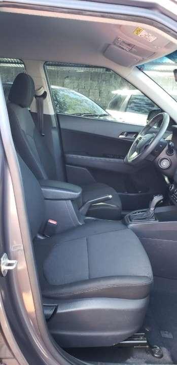 Hyundai Creta 2018 gris oscuro - 5
