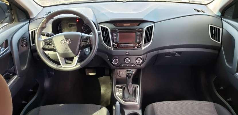Hyundai Creta 2018 gris oscuro - 7