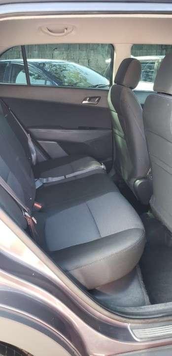Hyundai Creta 2018 gris oscuro - 6