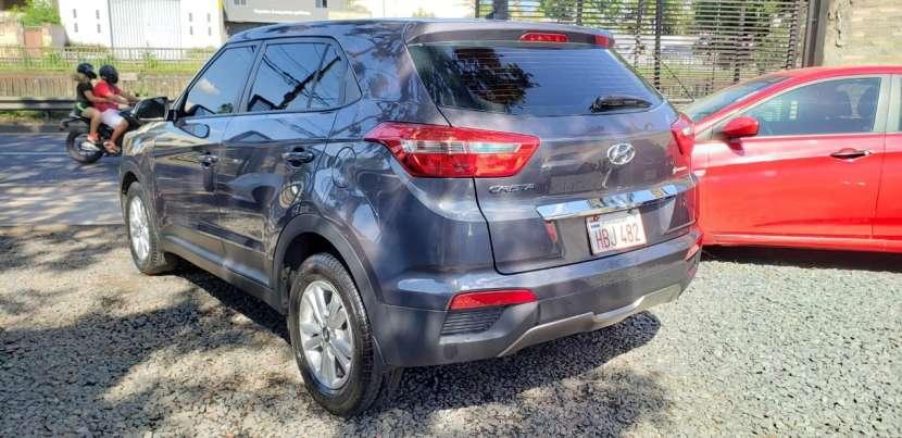 Hyundai Creta 2018 gris oscuro - 4