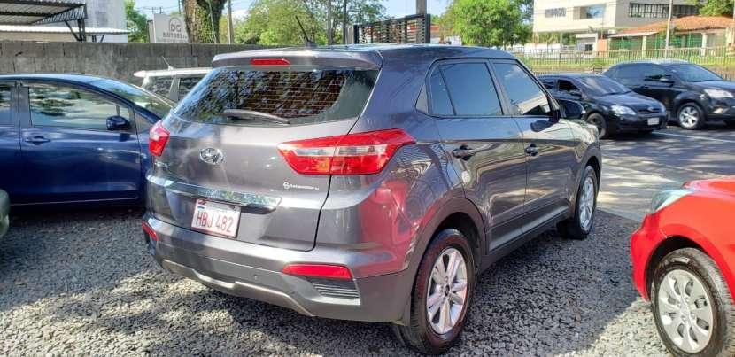 Hyundai Creta 2018 gris oscuro - 3