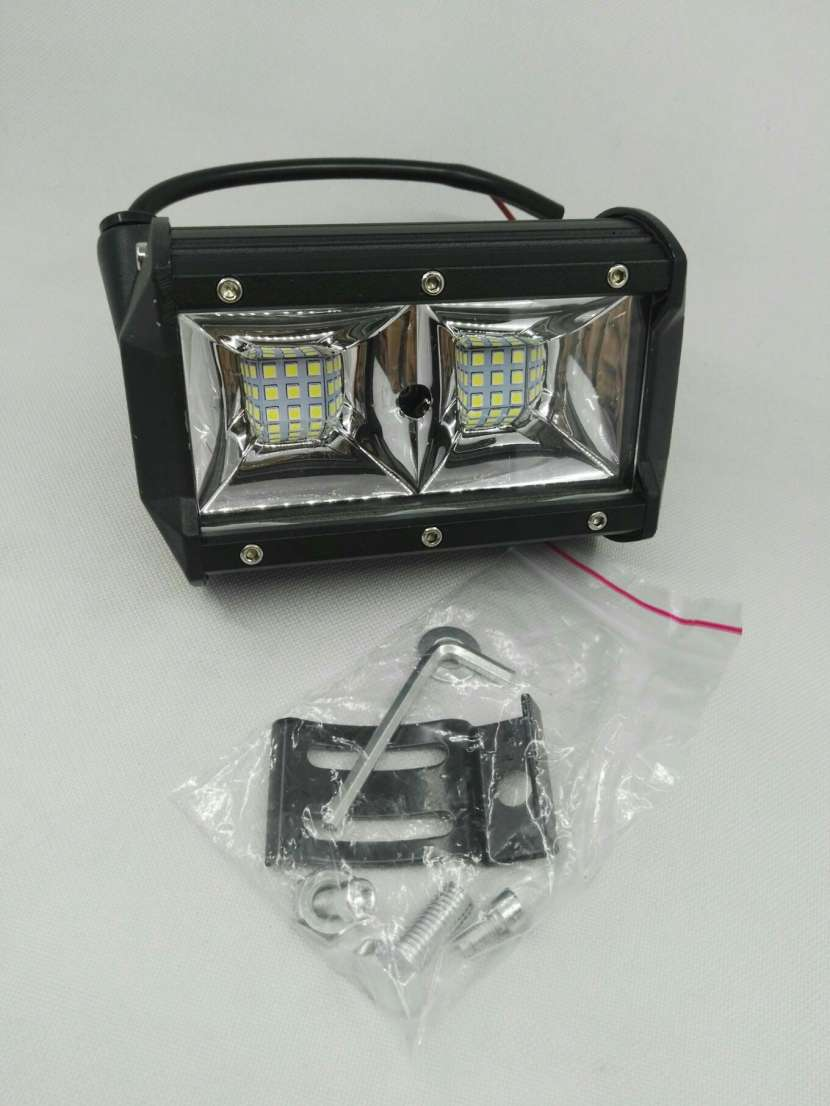 Reflector LED rectangular