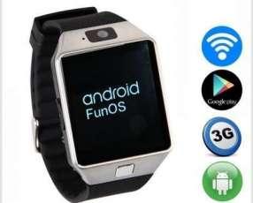 Reloj Android con Wifi