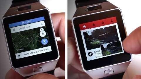 Reloj Android con Wifi - 2