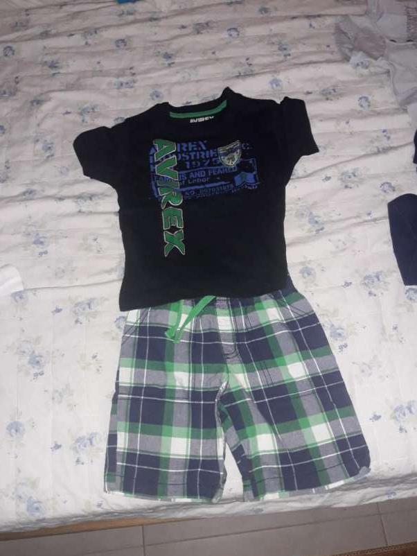 Conjunto para niños 3-4 años