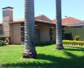 Residencia en Fernando de la Mora zona Norte