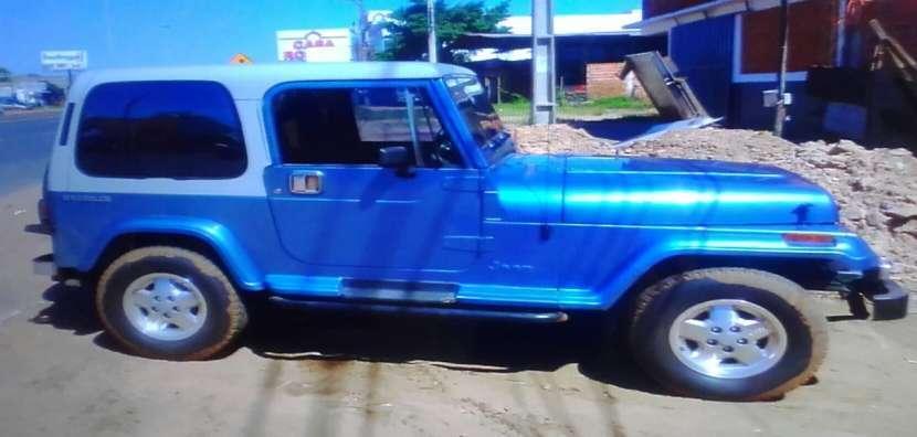 Jeep Wrangler 1989 - 6