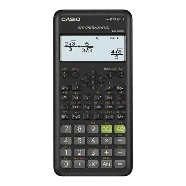 Calculadora científica Casio Fx-82es plus - 0