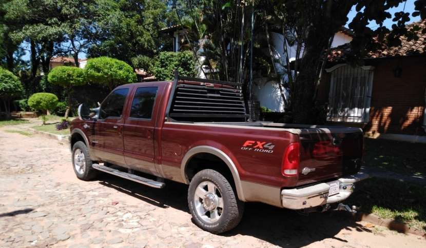 Ford F250 2007 - 7